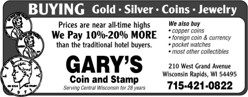 Gary's Coin and Stamp